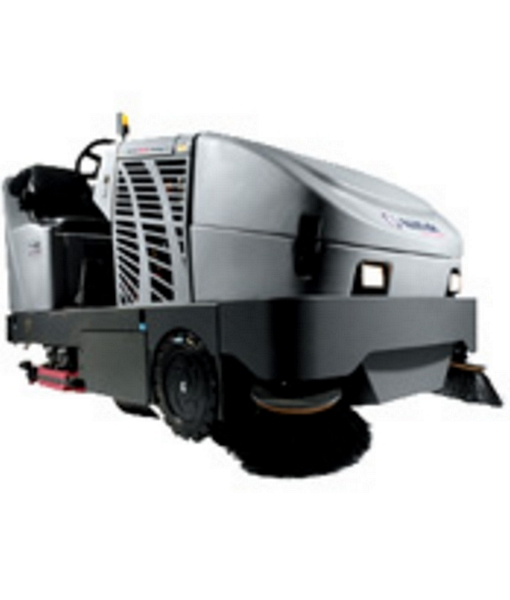 Nilfisk Advance Cs7000 Combination Hybrid Rider Sweeper