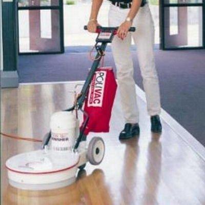 Polivac Sl1600 Suction Floor Burnisher Sweepers Australia