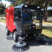 SPECIAL - RCM Patrol Suction Street Sweeper - EX DEMO UNIT IN AS NEW CONDITION - REDUCED PRICING FOR QUICK SALE