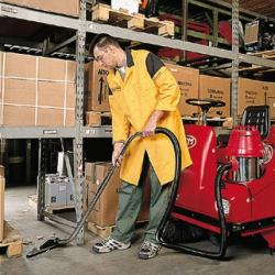 Floor Sweepers and Floor Scrubbers for Warehouse & Logistics