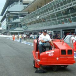 RCM In Monza For Formula1 Gp