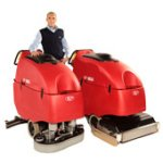 Walk Behind (Push) Floor Scrubber Dryers