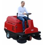 Rider (Ride-On) Floor Sweepers