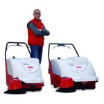 Walk Behind (Push) Floor Sweepers